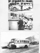 当時のバスの写真